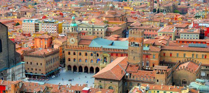 Italia și minunile ei: Bologna