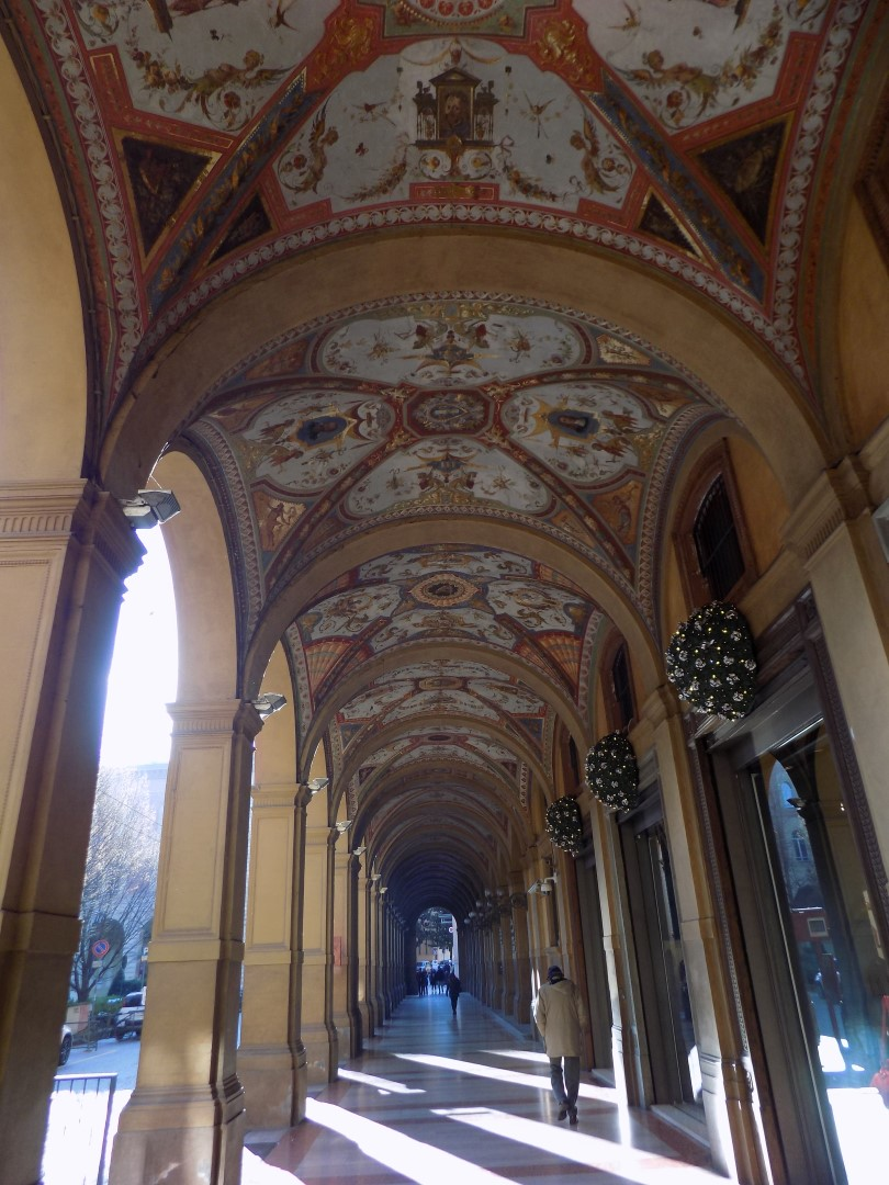 portici de la Banca d'Italia