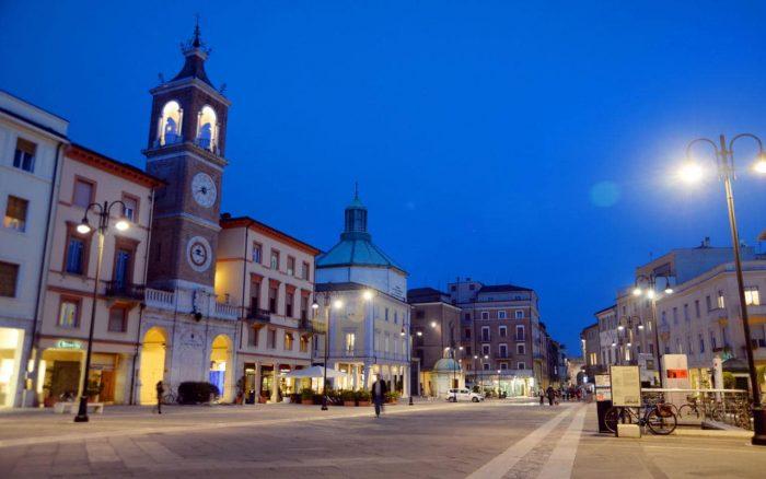 Rimini. Sursa foto: http://www.telegraph.co.uk