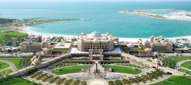 """Emirates Palace – Hotelul cu """"stele fără număr"""""""