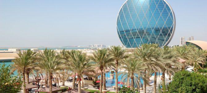Abu Dhabi – cazare precum nababii