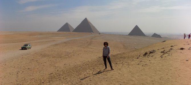 Pașii mei pe pământul faraonilor