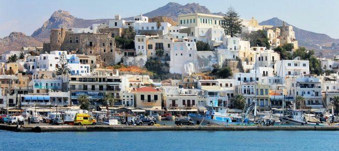 Frumusețea ascunsă a Insulei Naxos