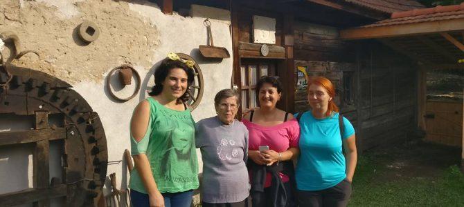 Turist în ţara mea: reîntoarcerea în satul de vis, Rimetea