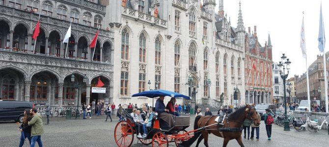 Bruges și Gent în 8 ore