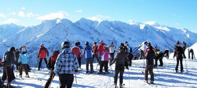 Go skiing: Valea Zillertal