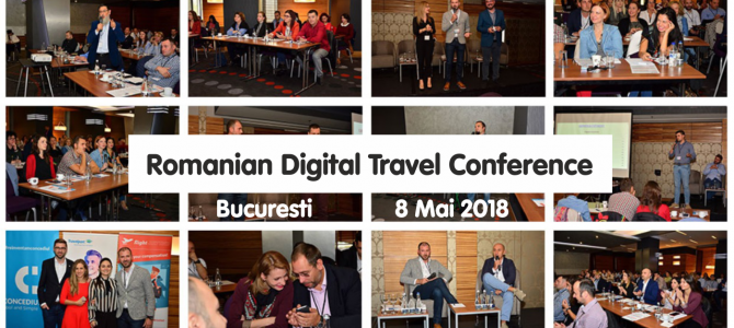 Romanian Digital Travel Conference – ediția a V-a