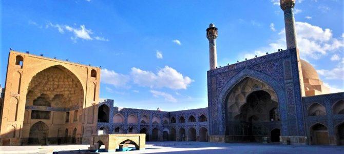 Esfahan, capitala strălucitoare a Persiei antice