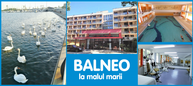 Balneo la malul Mării Negre