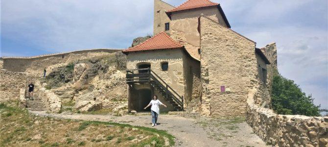 Turist în ţara mea: Cetatea Rupea