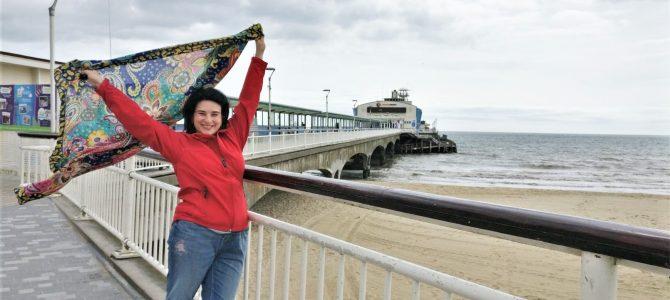 Bournemouth, prima mea întâlnire cu Marea Britanie