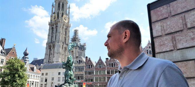 Repere Belgiene: Antwerpen (Anvers)
