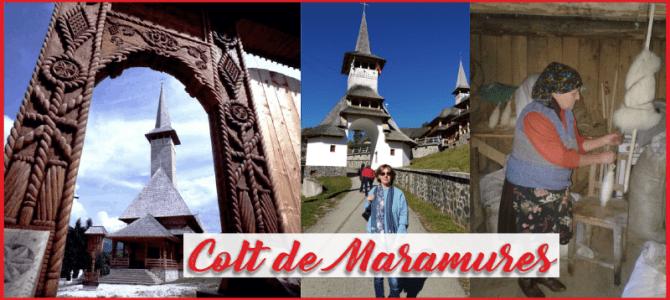 Colț de Maramureș: Mănăstirea Bârsana, Săcel, Moisei