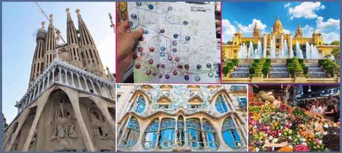 Barcelona – 5 sfaturi utile de la calatori