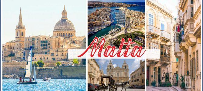 Malta și 10 motive să devii o domniță printre cavaleri în armură