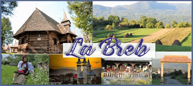 La Breb, pe Valea Castorilor, printre domeniile Prințului Charles