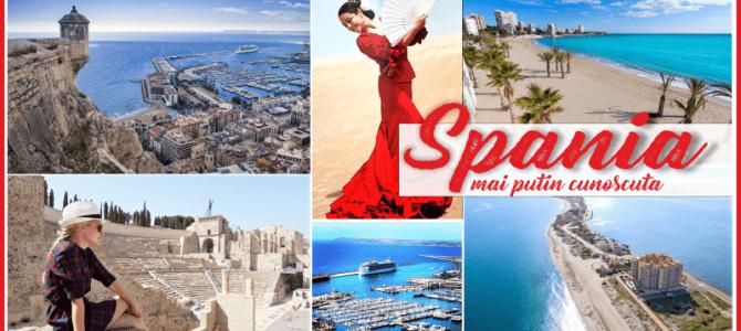 Spania mai puțin cunoscută: între Costa Blanca și Costa Calida