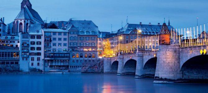 Impresii din Basel – locul unde se întâlnesc Elveția, Germania și Franta.