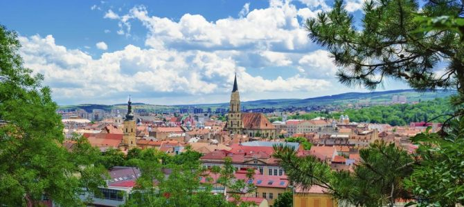 Turist în țara mea: Retro la Cluj