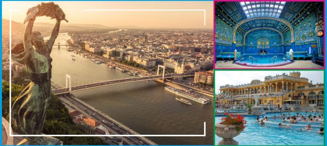 Budapesta termală | Ghid de buzunar