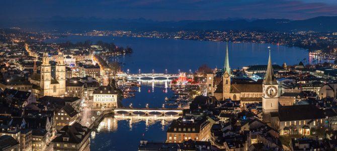 Impresii din Zurich, Elveția