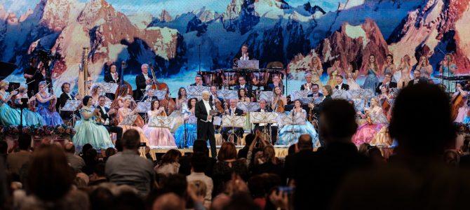 O seară pe sufletul meu: concertul André Rieu de la Cluj