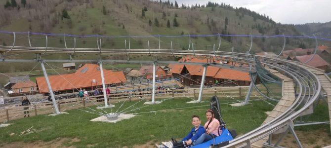 Turist în ţara mea: Infuzie de adrenalină la Complexul  SKIGYIMEŞ
