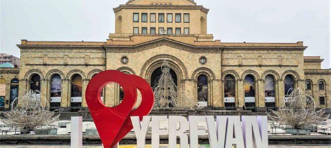Cu sau fara Radio: Erevan.