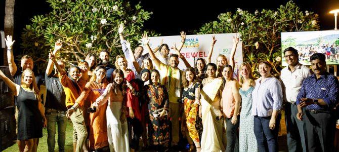 Kerala Blog Express, povestea din spatele reflectoarelor
