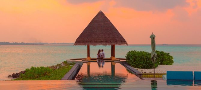 10 destinații de vis pentru luna de miere!