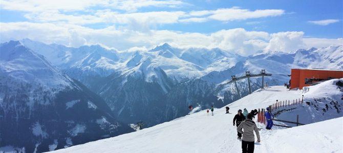 Variante de paradis pentru iubitorii de ski